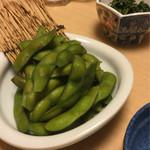 寿司和 - 山形産枝豆