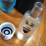 鶏口 - 日本酒 500円