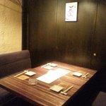 Yuuan - お気に入りの個室です♪