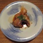 つる瑠 - 赤ムツの揚げ煮