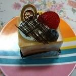 42920662 - キャラメル系のケーキ(名前忘れた)