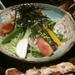 とりすみ - サラダ