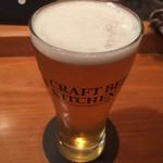 42921296 - クラフトビール(Sサイズ)                       ★サービス