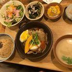 玄米カフェ 実身美  - 日替わり健康ごはん