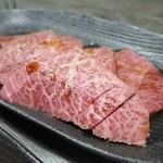 鳥取和牛 因幡の国守 - 単品のミスジ