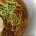 白水 - スープ