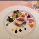 伊藤グリル - 前菜、コースにして良かった…