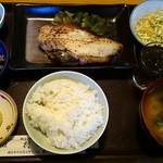 42928824 - アコウダイ粕漬定食