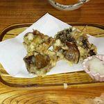 42930005 - キノコの天ぷら:この時期だけ?