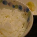 42930745 - ランチセットご飯(半分)