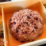 42931666 - 酵素玄米ご飯