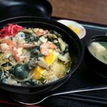 中西食堂 - 曙丼¥1,000-
