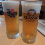 42931973 - 北海道に来たらサッポロクラシック飲みたいよね★