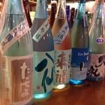 金治 - 夏のお酒