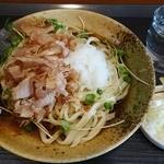 竹國 武蔵野うどん - おろしぶっかけうどん 並(550円)