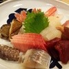 仁平寿司 - 料理写真:お造り二人前