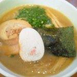 42934545 - ストレート麺 / 鶏白湯・醤油