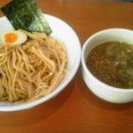 42934556 - 道産小麦極太麺 / 鶏白湯・つけ麺