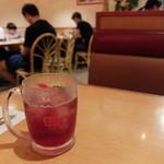 炭焼きレストランさわやか 静岡瀬名川店 - ぶどう酢ジュース
