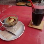 サイラム - オーガニックぶどうジュース&穀物コーヒーゼリー