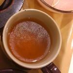 三田屋本店 やすらぎの郷 - スープ