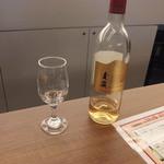 サッポロビールグランポレール勝沼ワイナリー - ドリンク写真:貴腐ワイン(2015年10月)
