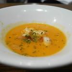 パスターヴォラ - ベジタブルスープ(ランチセット)