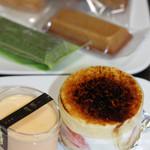 蒸気家 - ケーキ、焼き果子