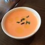 42942519 - にんじんのスープ
