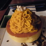 42942750 - かぼちゃのパンケーキ