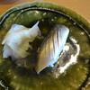鮨一貫 - 料理写真:こはだ