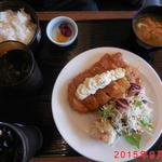 42946832 - チキン南蛮定食 ¥500