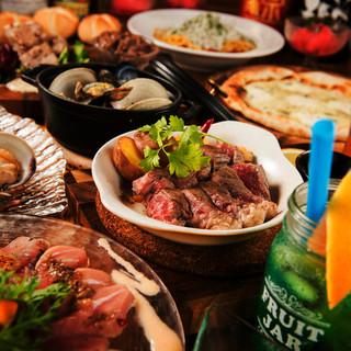 野菜・魚・豚肉……。地元の食材が、やっぱり美味しいです