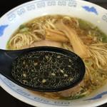 佐藤中華そば楼 by ねぎぼうず - 正油のスープ