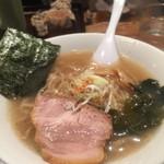 麺道 しゅはり - 潮らーめん チャーシュー1枚  750円
