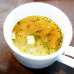 ガット ソリアーノ - スープ(^∀^)ノ