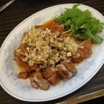 チャイナキッチン 杭州 - 油淋鶏