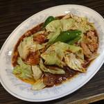 チャイナキッチン 杭州 - 回鍋肉