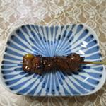 ハマケイ - レバー串(たれ)