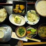 茶房山幸 - 料理写真:とろろ御膳