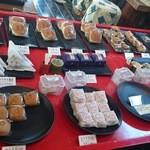 菓房 はら山 - 料理写真:豆大福が売切れでした