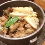 炭家米蔵 - とり釜飯