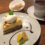 42951022 - キャラメルチーズケーキ