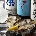 串と刺身 さんびょうし - 11月~赤穂・相生湾生牡蠣