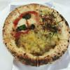 ピッザピッザピッザ - 料理写真:マルゲリータ&しらす&カレー