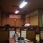 すき焼き キムラ - 昭和な雰囲気の店内