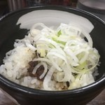 麺屋 庄太 - チャーシュー丼