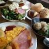 ルートイン - 料理写真:ホテルの朝ごはん。
