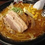 麺蔵 さっぽろっこ - 料理写真:北海道バターラーメン