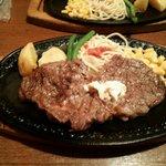 ぎんざスエヒロ - サービスステーキ 200g